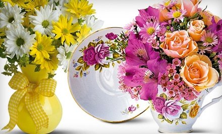 $50 Groupon to Virginia Beach Florist - Virginia Beach Florist in Virginia Beach