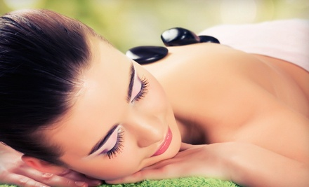 1 One-Hour Hot-Stone Massage or Relaxation Massage - Professional Therapeutic Massages in Grand Rapids