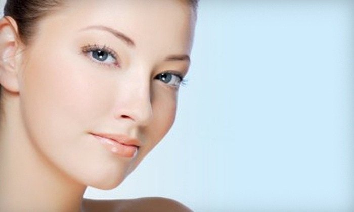 Sculpt Plus - Nixa: Facial with Glycolic Peel or Microdermabrasion and Express Facial at Sculpt Plus