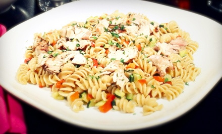Organic Dinner for 2 - Fontana D Amore Organic Bistro in Scottsdale