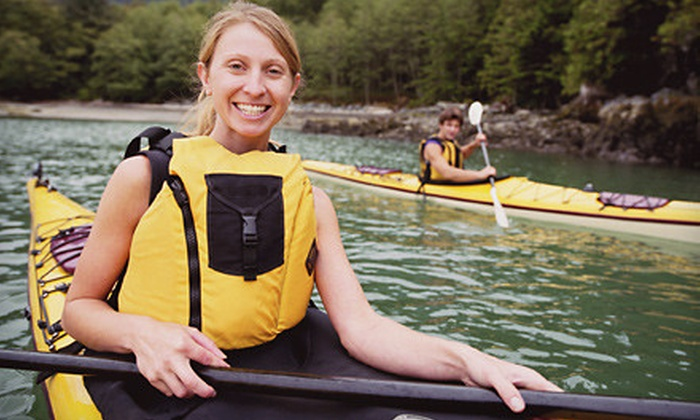 Kayak Excursions - Fort Myers: Half-Day or Full-Day Kayak Rental for Two at Kayak Excursions (Up to Half Off)