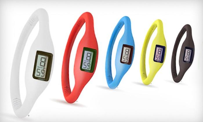 Power Sport Watch: $15 for an Ionized-Wristband Watch from Power Sport Watch ($35 Value, Including Tax & Shipping)