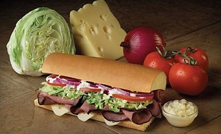 $10 Groupon to Port of Subs - Port of Subs in Hanford