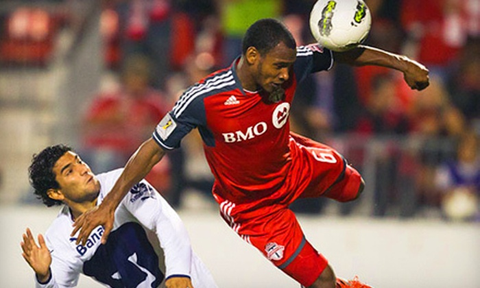 Toronto FC - BMO Field: One Ticket to See a Toronto FC Soccer Match at BMO Field on March 24, March 31, or April 14