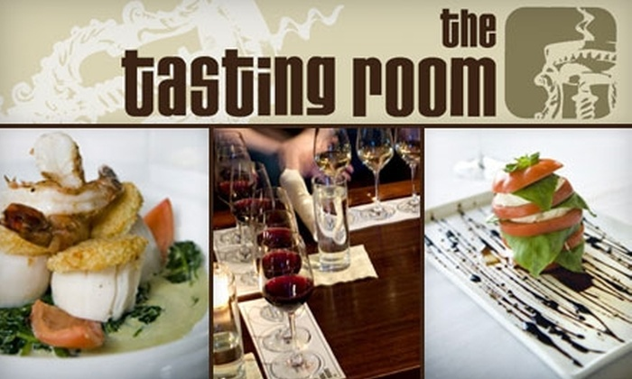The Tasting Room  - West Loop: $15 for $30 Worth of Wine and Small Plates at The Tasting Room