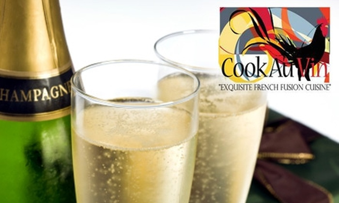 Cook Au Vin - Chicago: $149 for a Holiday-Menu Cooking Class for Two at Cook Au Vin ($300 Value)
