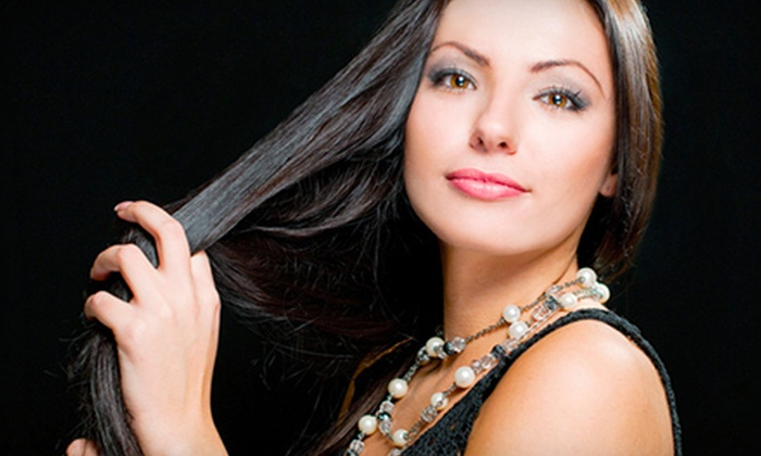 Liz Harris at the Hair Studio - Wilmarbee: $99 for a Brazilian Blowout Hair Treatment from Liz Harris at The Hair Studio