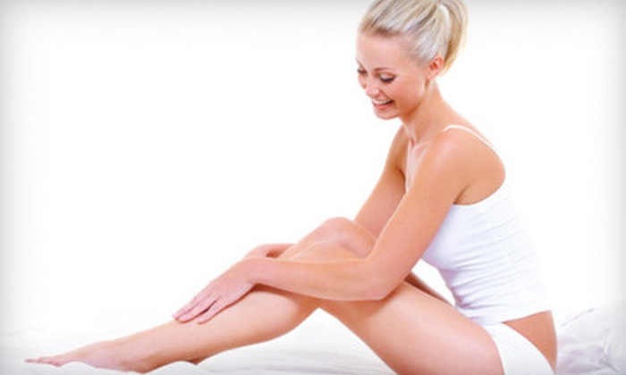 Via Medical Day Spa - Wilmington: Laser Hair Removal for Small, Medium or Large Areas at Via Medical Day Spa (Up to 81% Off)