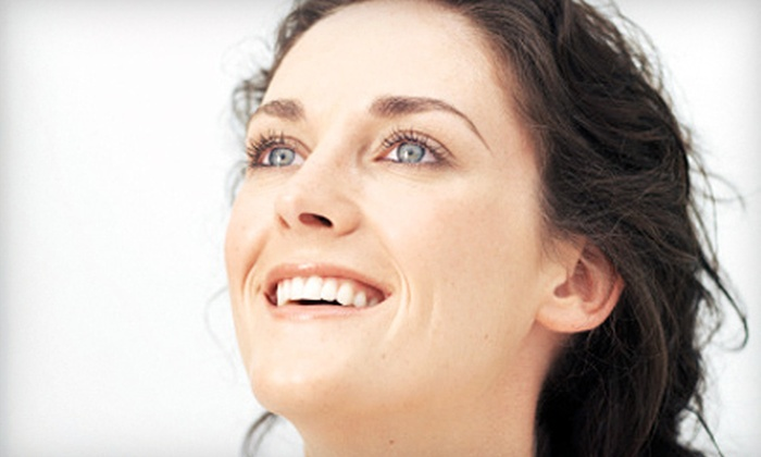 Nucci Medical Clinic - Stern Cosmetic Surgery of Tampa Bay: One, Two, or Three Custom Facials with Microdermabrasion at Nucci Medical Clinic (Up to 75% Off)