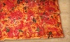 Brooklyn Square Pizza - Seaford: Pizza Meal with Salad and Dessert for Two or Four at Brooklyn Square Pizza in Seaford (Up to 54% Off)