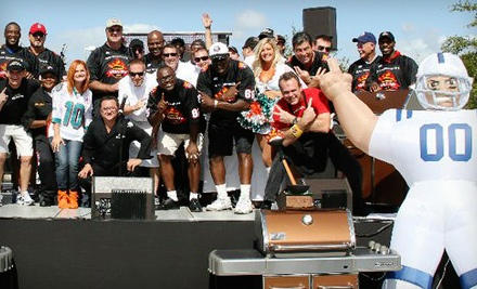 Gridiron Grill-Off on Friday, November 18, from 5 p.m. to 11 p.m. - Gridiron Grill-Off in Pompano