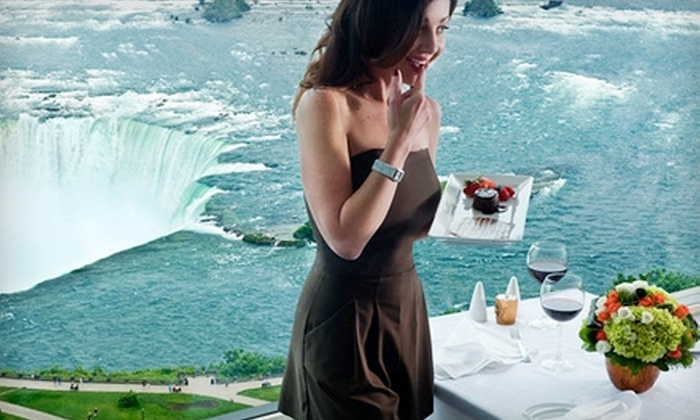 Pinnacle Restaurant - Niagara Falls: $20 for $40 Worth of Upscale Eclectic Fare and Drinks at Pinnacle Restaurant in Niagara Falls