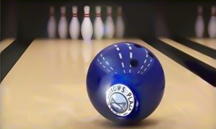Narrows Plaza Bowl - Fircrest: $5 for Two Games of Bowling and Shoe Rental at Narrows Plaza Bowl in University Place (Up to $13.50 Value)