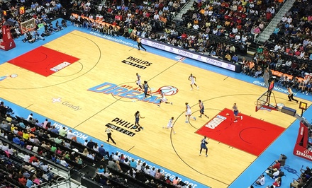 $15 to See an Atlanta Dream Playoff Basketball Game with Autograph Session at Philips Arena ($36 Value)