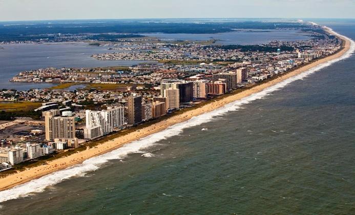Hotel near Ocean City Boardwalk
