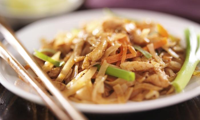 Lemongrass - Oceanside: $10 for $20 Worth of Thai Food — Lemongrass