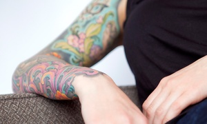 Lil' Red's Tattoos: One, Three or Five Hours of Custom Tattooing at Lil' Red's Tattoos (Up to 52% Off)