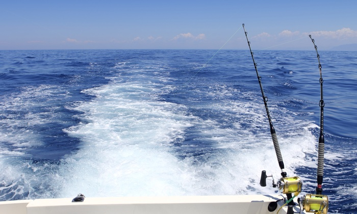 Wilmington Offshore Fishing - Raleigh / Durham: 5- or 10-Hour Fishing Charter for Up to Four at Wilmington Offshore Sportfishing Charters (Up to 45% Off)