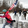 45% Off Winter Obstacle-Course Race