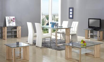 Mobili e tavoli da soggiorno groupon goods for Groupon mobili soggiorno