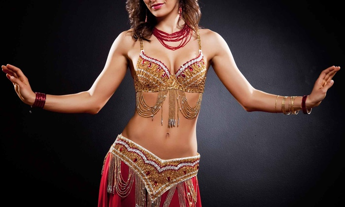 Dance with Nicolana - Newark: Five or Ten Belly and Bollywood Dances or One Private Bollywood Dance Session (Up to 67% Off)