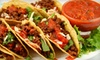 Chronic Tacos - Downtown Vancouver: $8 for a Taco Meal with Chips and Salsa for Two at Chronic Tacos ($16.16 Value)