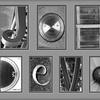 Hal Jaffe Name Art - Nashville: $60 for Three to Eleven Letters of Name Art from Hal Jaffe Name Art ($159.90 Total Value)