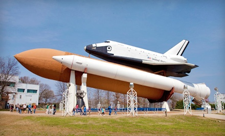 Children's Stars Combination Pass for Ages 6-12 (a $20 value) - US Space and Rocket Center in Huntsville