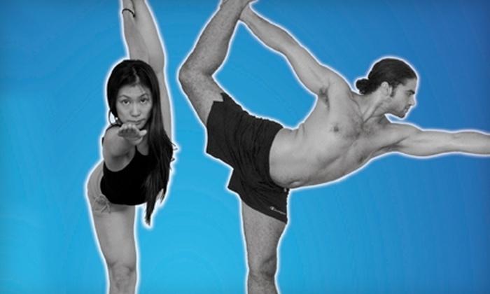Bikram Yoga Rockville Centre - Rockville Centre: Classes at Bikram Yoga Rockville Centre. Three Options Available.