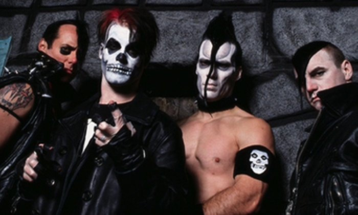 The Misfits - Woodlake - Briar Meadow: $12 for One Ticket to See the Misfits at Stereo Live on November 10 at 8 p.m. (Up to $25 Value)