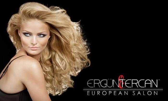 Ergun Tercan European Salon - Highland: $35 for $100 Worth of Salon Services at Ergun Tercan European Salon