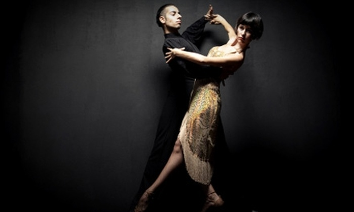 Bliss Studio - Oyster Bay: $30 for a Private Introductory Ballroom-Dance Lesson, Plus Two Group Classes, at The Bliss Studio in Oyster Bay ($130 Value)