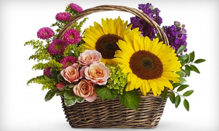 Hansen's Florist - Multiple Locations: $29 for $60 Worth of Floral Arrangements at Hansen's Florist