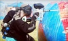 Gateway Action Sports Paintball Fields - Clarksville: $25 for All-Day Paintball and Gear Rental at Gateway Action Sports Paintball Fields in Clarksville ($55.11 Value)