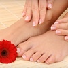 53% Off Mani-Pedi for Two in Sierra Madre
