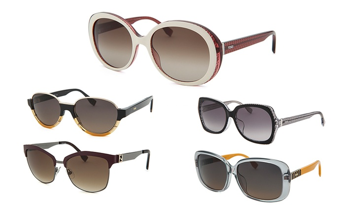 Fendi Women's Sunglasses. Multiple Styles Available.