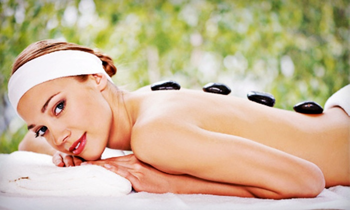 Aesthetic Electrolysis & Skin Care Center - Park Meadows Parks at Springmill: 60- or 90-Minute Hot-Stone Massage at Aesthetic Electrolysis & Skin Care Center in Carmel (Up to 59% Off)