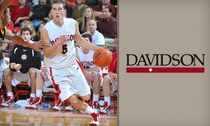 Davidson College Athletics - Davidson: $7 for One Adult Bleacher Ticket to Davidson Wildcats Men's Basketball vs. Appalachian State Mountaineers ($14 value)