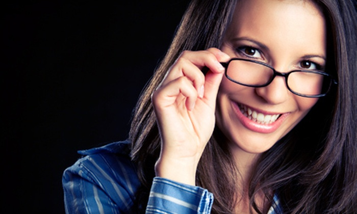 Island Eyecare - Multiple Locations: Eyewear, Contact Lenses, and Exams at Island Eyecare (Up to 93% Off). Three Options Available.