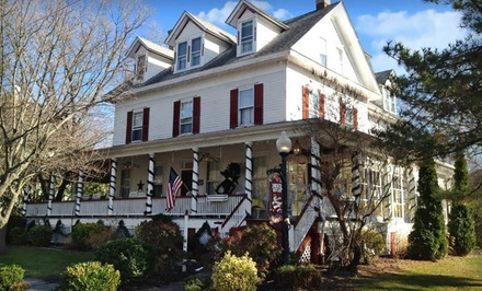 1-Night Stay Valid Sunday - Thursday - The Dormer House in Cape May