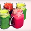 Up to Half Off Fresh Juices and Juice Cleanses