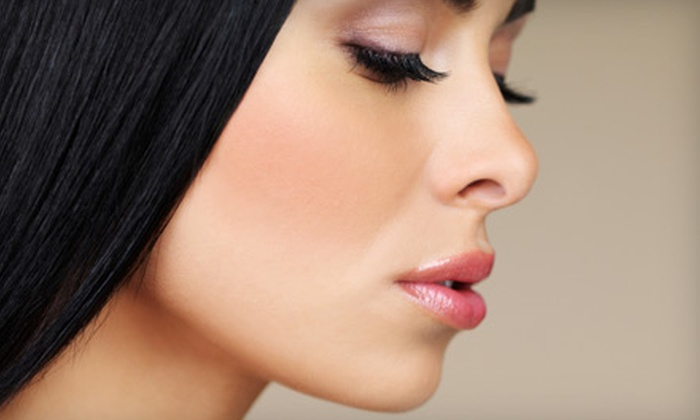 Doran Poma Skincare - New Monterey: Custom Facial or Eyelash Extensions and Tint at Doran Poma Skincare