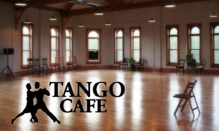 Tango Café  - Ellwanger-Barry: $25 for a Five-Week Salsa Class at Tango Café ($50 Value)