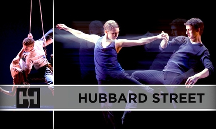 Hubbard Street Dance Chicago - Chicago: $45 Premier Seating for Hubbard Street Dance Chicago at the Harris Theater ($90 Value). Buy Here for March 21, at 3 p.m. See Below for Additional Dates and Times.