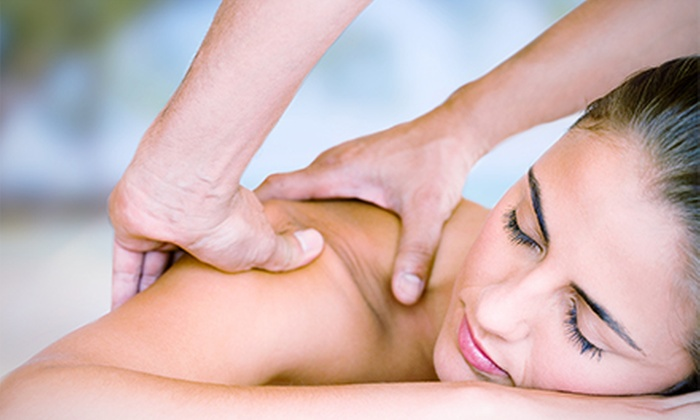 Salon DG - Fresno High-Roeding: One-Hour Swedish Massage with Optional One-Hour Sugar Scrub at Salon DG (Up to 52% Off)