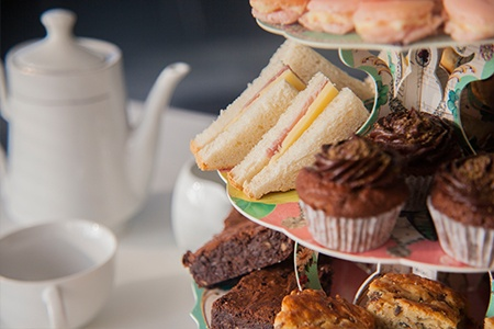 Afternoon Tea For Two or Four at Mitchell Arts Centre