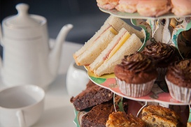 Mitchell Arts Centre: Afternoon Tea For Two or Four at Mitchell Arts Centre