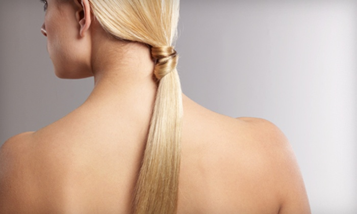 Fifth Avenue Salon Savannah - Hilton Head Island: One- or Three-Hour Keratin Smoothing Treatment at Fifth Avenue Salon