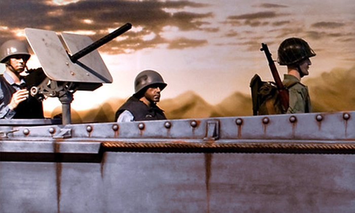 The Armed Forces Military Museum - Largo: Museum Outing or Annual Membership to The Armed Forces Military Museum in Largo