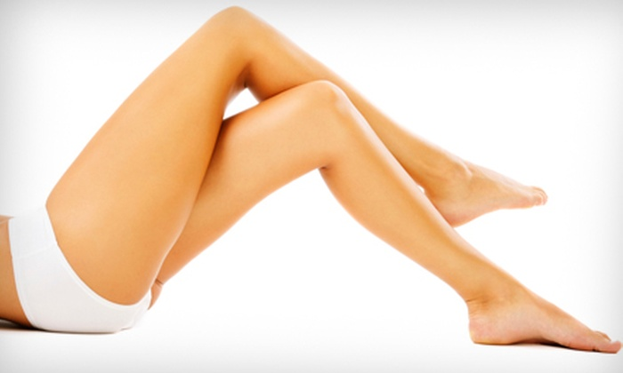 Busy Light Clinic - Bridgeland: $84 for a Cellulite-Tightening Cold-Laser Treatment at Busy Light Clinic ($425 Value)
